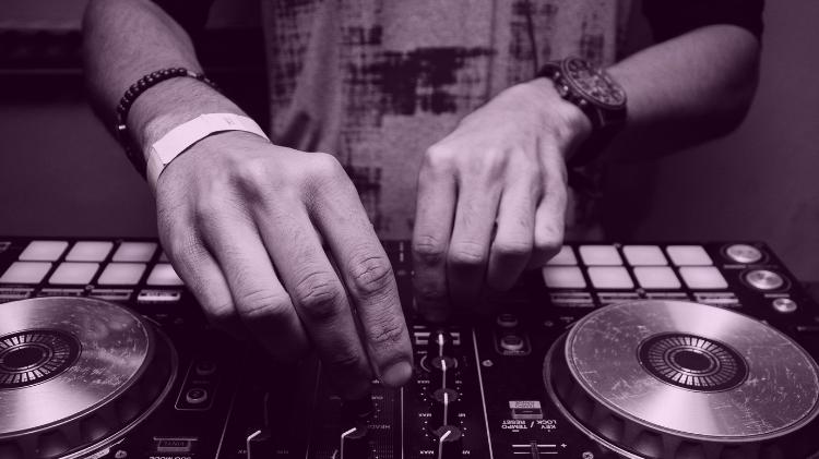 Valentines Party: DJ Emil Cedeño