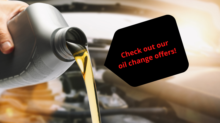 Oil Change Offers