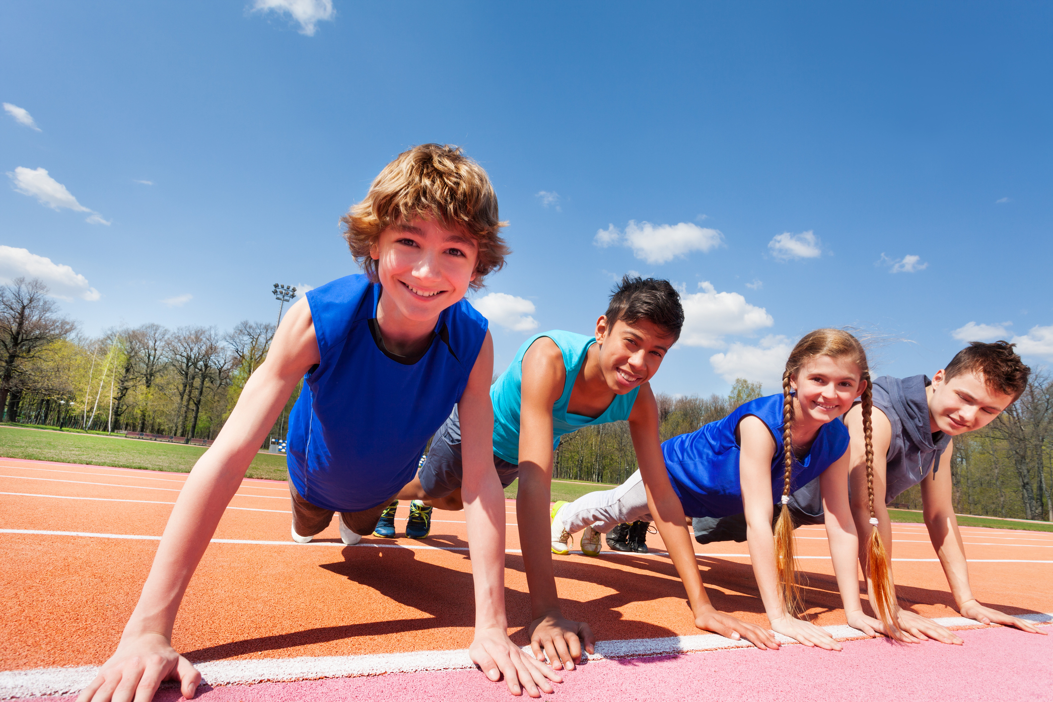 Youth Sports Functional Fitness