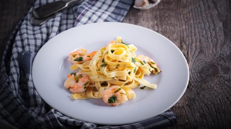 Thursdays Shrimp Scampi Special!