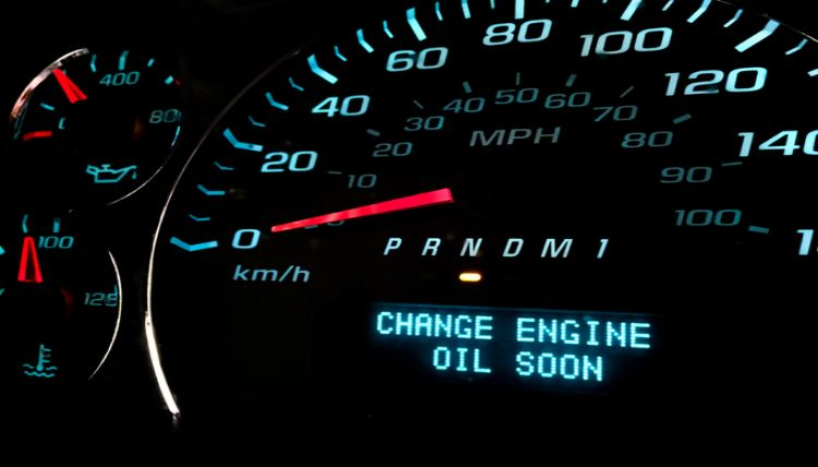 Oil Change @ Automotive Skills Center