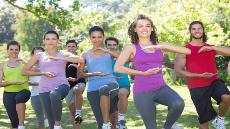 Fitness Center: TAI CHI