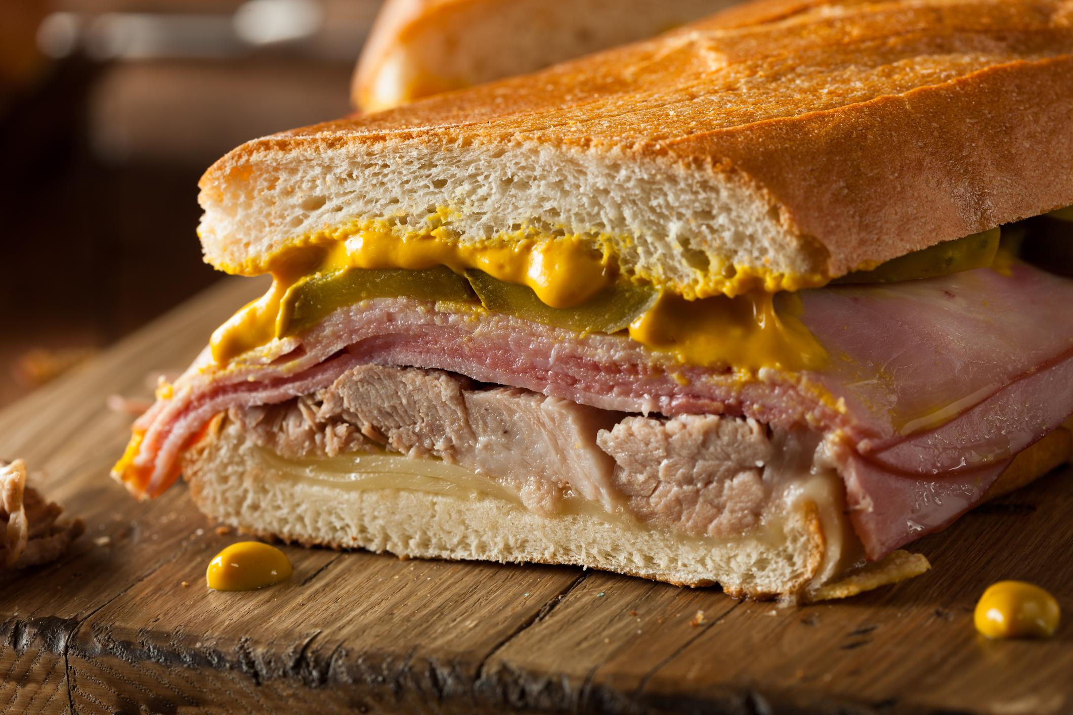 Borinquen Bar Cuban Sandwich
