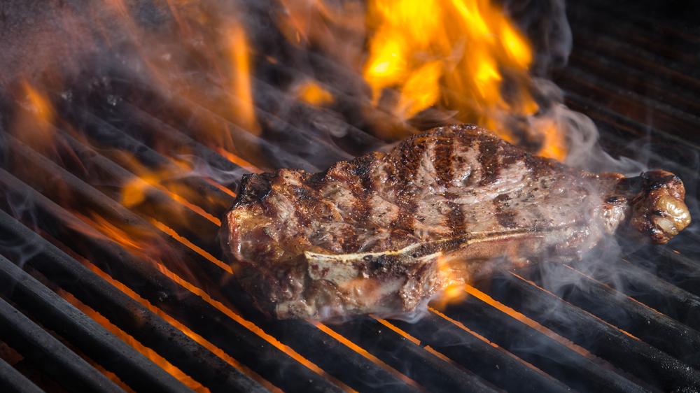 NY Strip Steak Dinner at the Borinquen Bar & Patio
