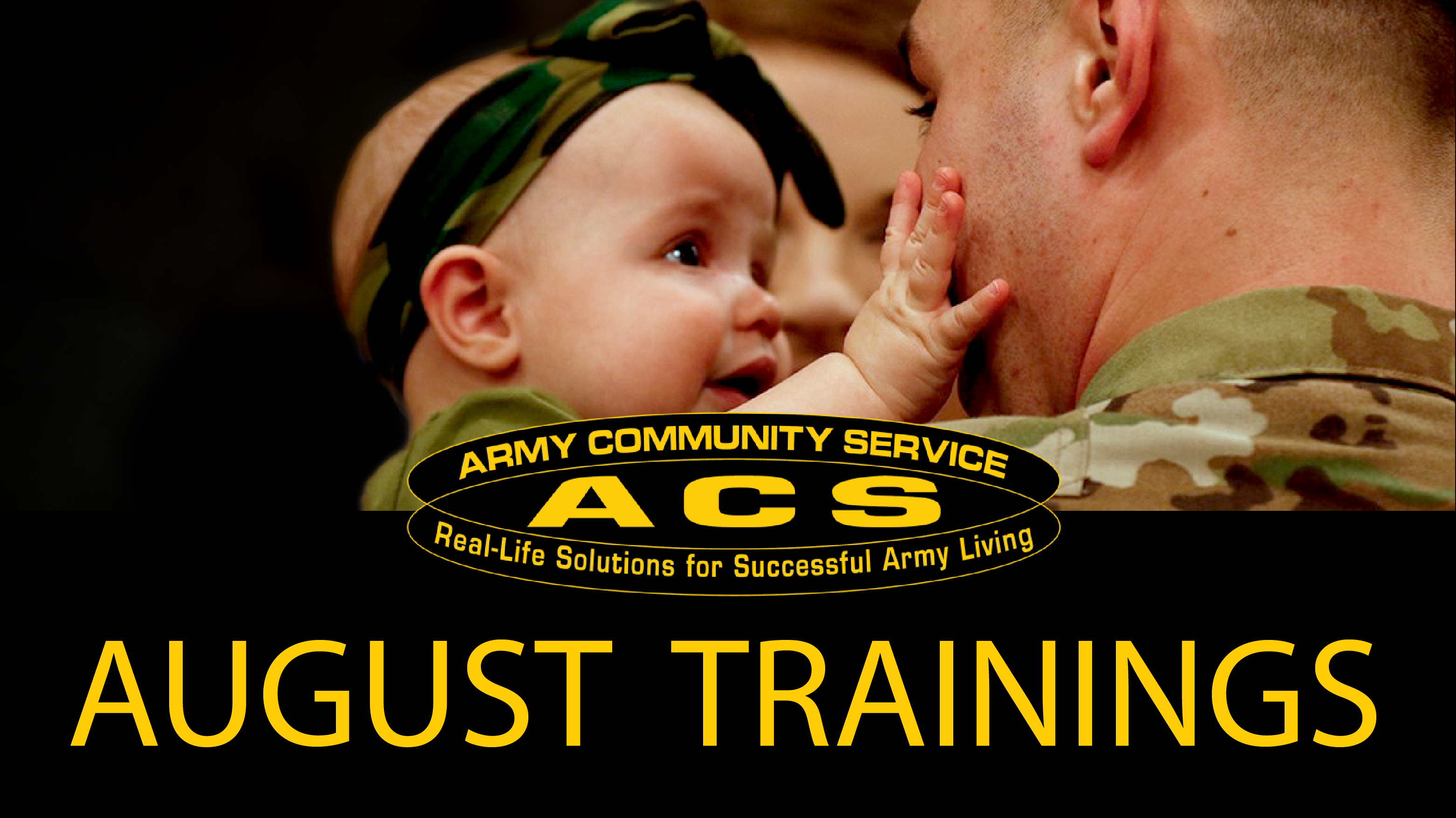 ACS: Army Family Team Building
