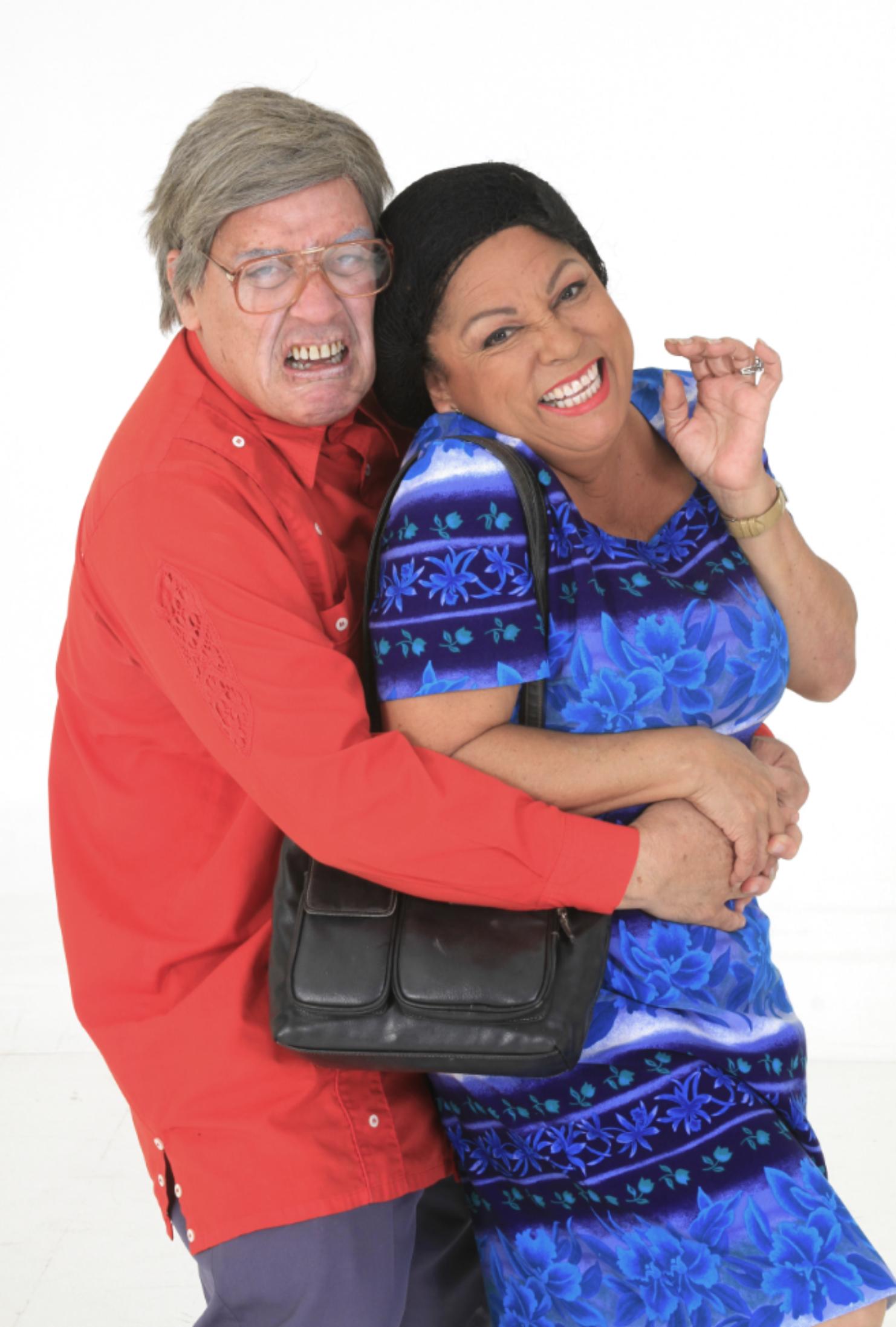 Susa y Epifanio Comedy Show