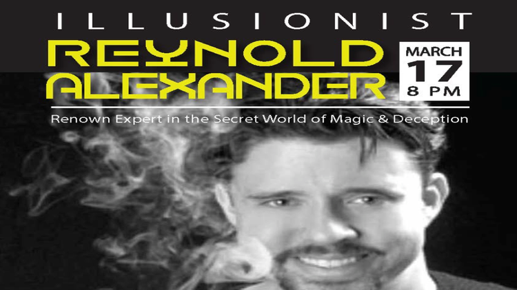 Reynold Alexander Magic Show