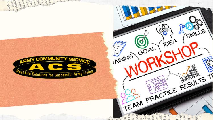 ACS - Exceptional Family Member Program: Worskhops