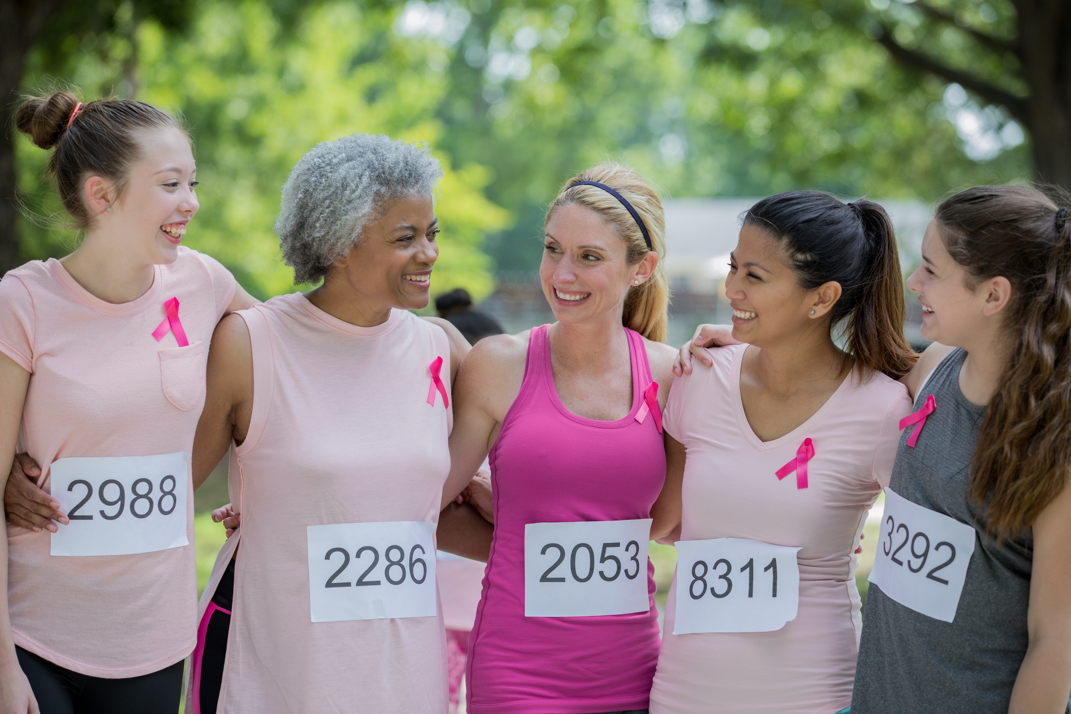 Breast Cancer Awareness 5K Run/Walk