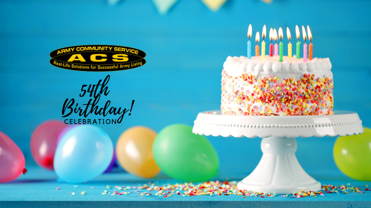 ACS 54th Birthday Celebration