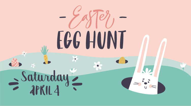 CYS Easter Egg Hunting Event