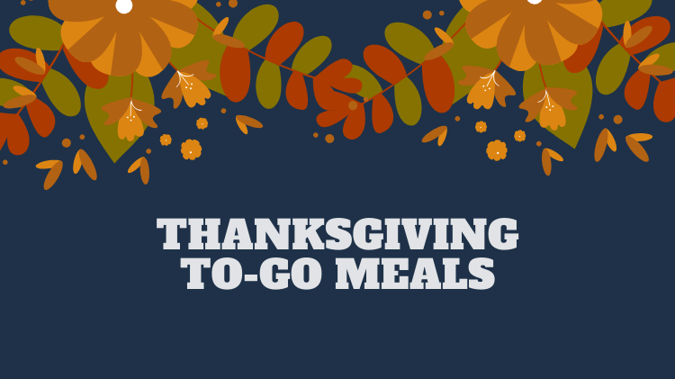 Thanksgiving To-Go Meals Offers