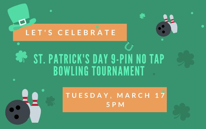 St. Patrick's Bowling Tournament