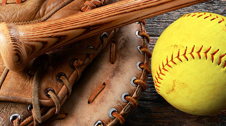 Softball League Games