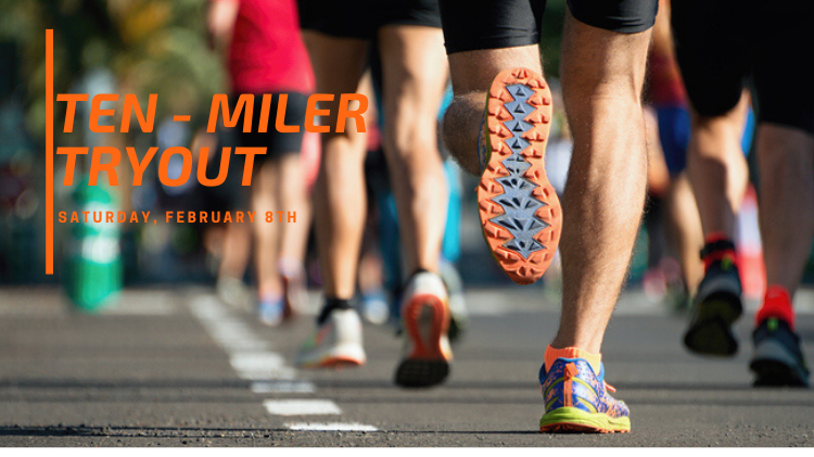 Army Ten Miler Tryout